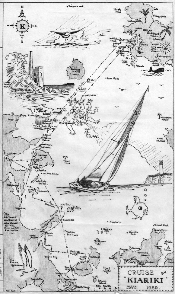 #8 - Kiariki May 1959