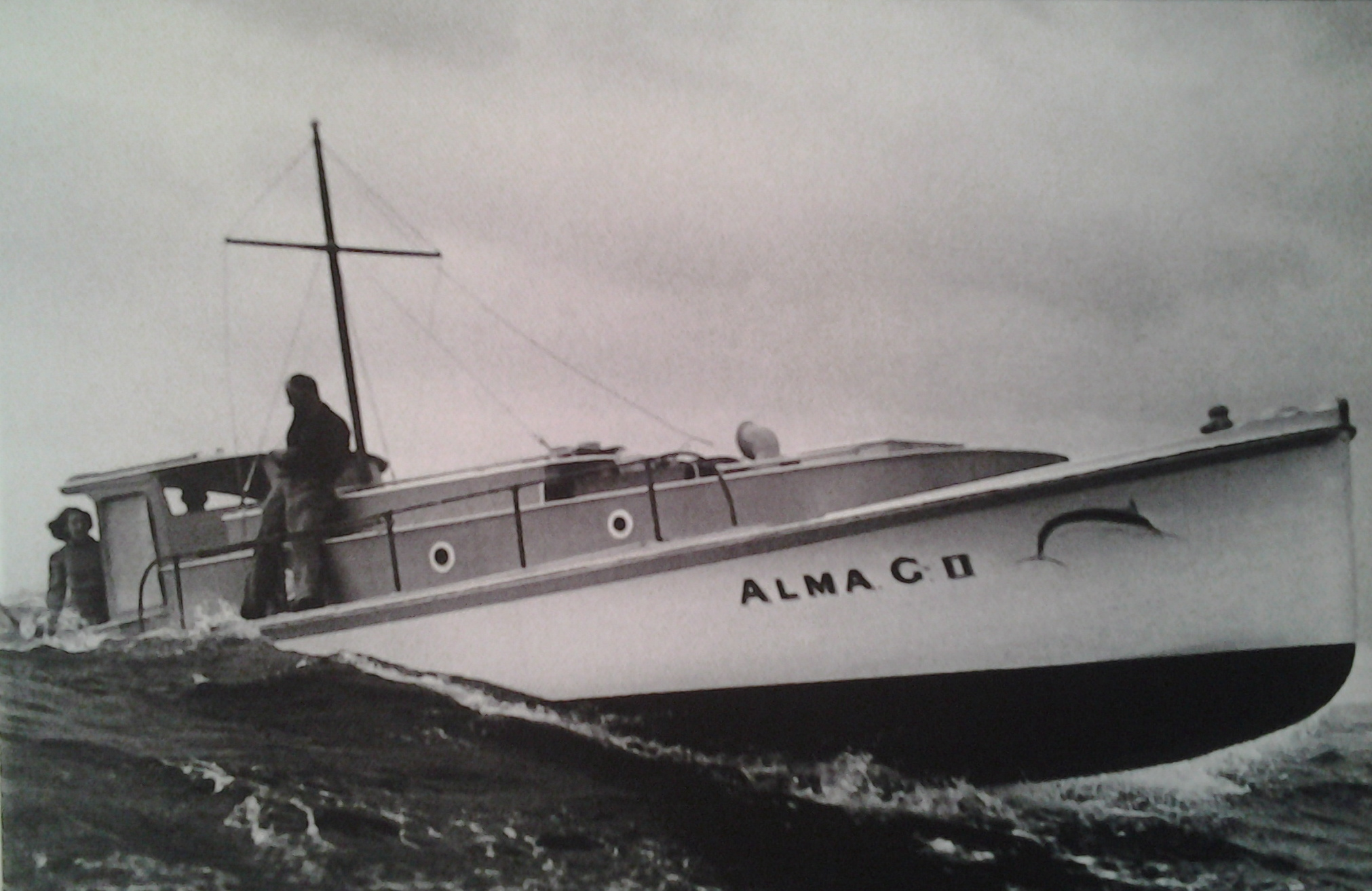 ALMA G II - H Edmonds
