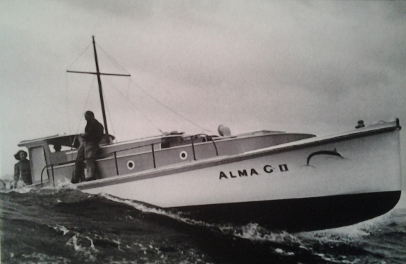 ALMA G II - H Edmonds