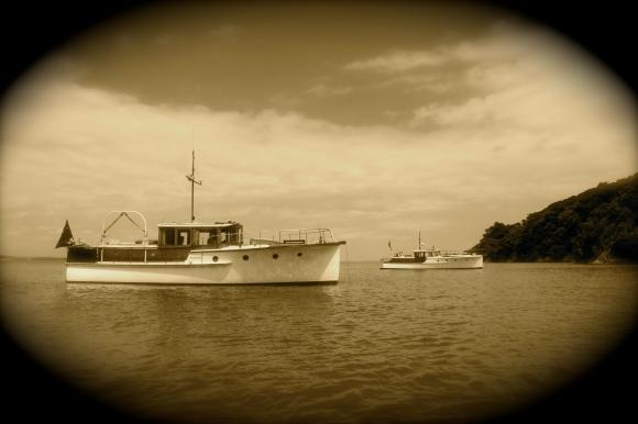 Tasman : Lady Margaret CW @ Kauakarua Bay 25:01:15
