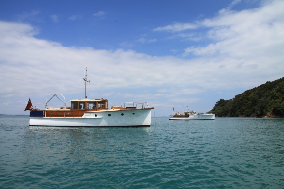 Tasman : Lady Margaret CW @ Kauakarua Bay on 25:01:15
