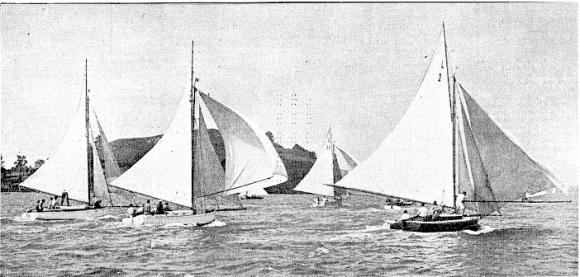 Marie L2 - Lipton Cup Jan 1934