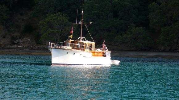 Tasman @ Sullivans Bay Jan14