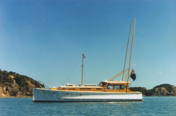 WINSOME II AS SHE IS POST 2000 - 2