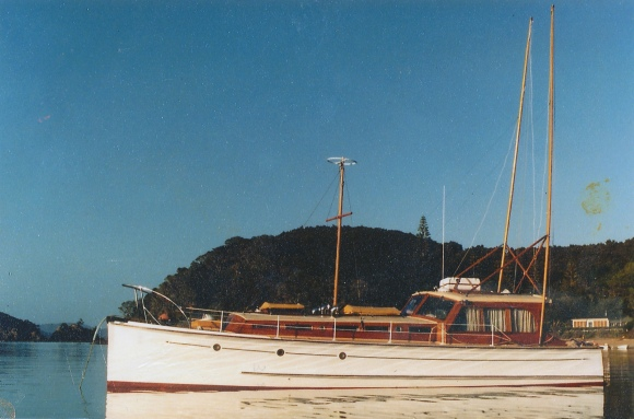 WINSOME II AS SHE IS POST 2000 - 3