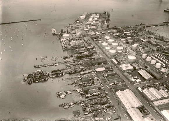 Freemans Bay c1961