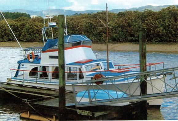 Mystery Boat 17:04:2015