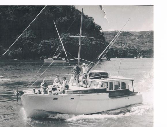 Aquila Whitianga late 1950's
