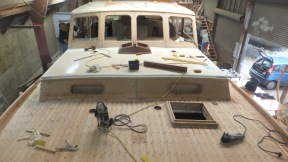 LADY EILEEN BY SHIPBUILDERS 1947 - 2015 REFIT BY & FOR HYLTON EDMONDS -2