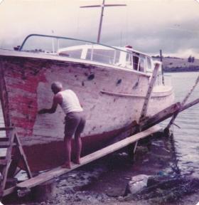 Sandspit 1984
