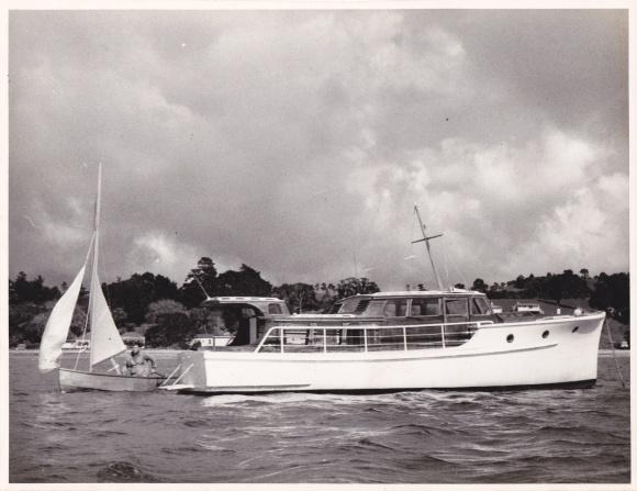 MERA - BY & FOR STEVE & MERV ALGIE -- 1957 -TAKEN c1958 --1