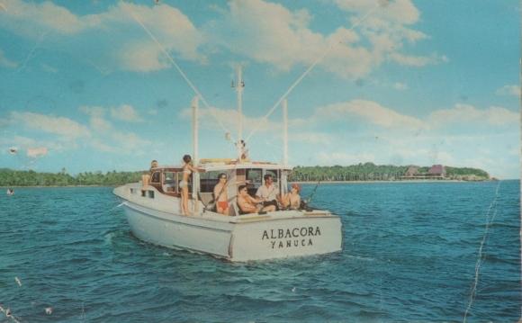 Albacora Fiji 1969