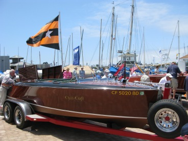 S WONDERFUL 1939 Chris Craft 19'