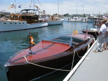 FIRECRACKER 38' Grand Craft 2003 Replica of a 1928 Chris Craft