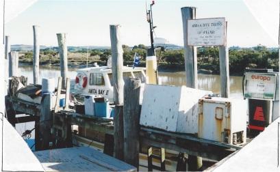 ANITA BAY Milford Sound march 92-2