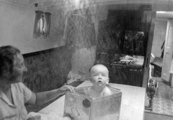 Baby Hugh Guthrie c1925