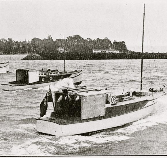 Launch Racing On The Waitemata