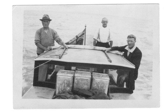 SILVER SPRAY c1930s - 2