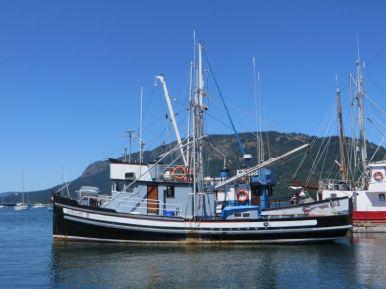 Morseby III at Cowichan, Vancouver Island.