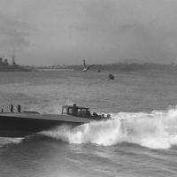 J I Thornycroft Coastal Motor Boat