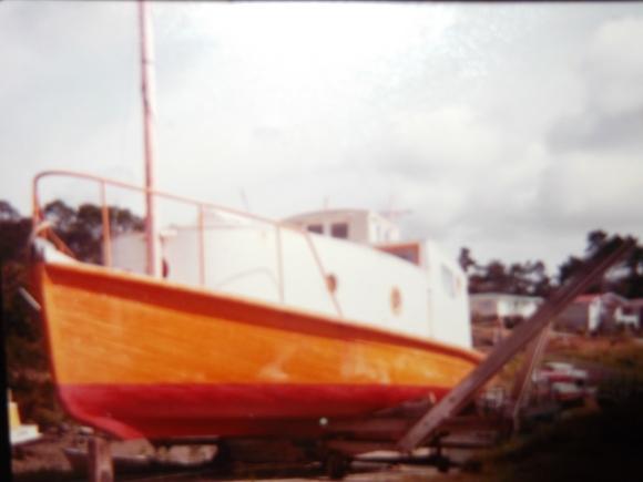 REVENGE - before 1995 wheelhouse