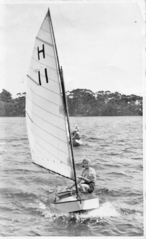H11 Joyful (Judith Le Clerc) 1948