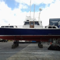 Navy (Admirals) Barge