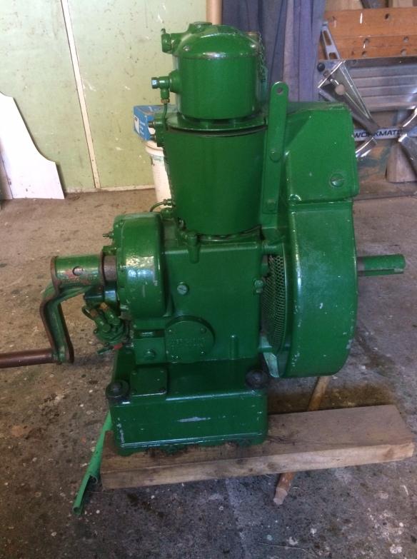 Villiers 197cc Engine
