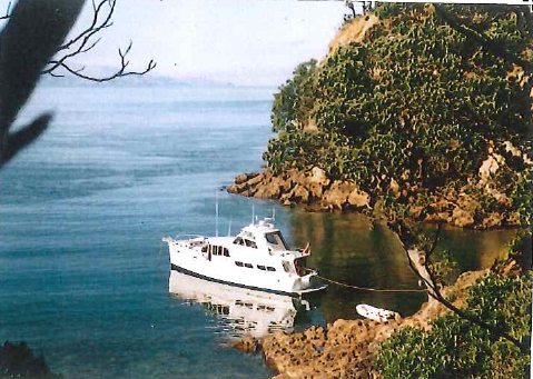 Schooner Bay, Great Barrier 2001/02