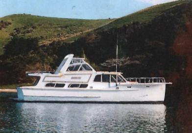Coromandel 1993. Owners Broadbent & Keane families
