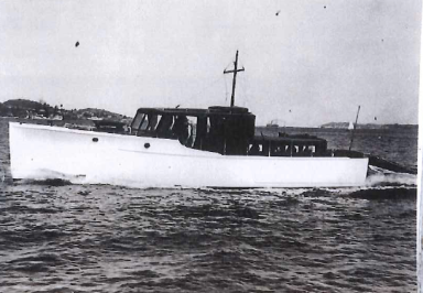 After launching