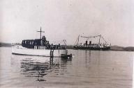 Christmas 1935 Cruise. Monowai (ex Razmuk) in background