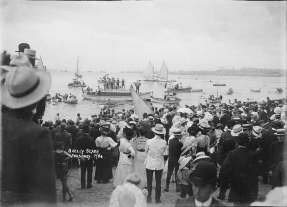 New Years Day Regatta Jan 1 1914