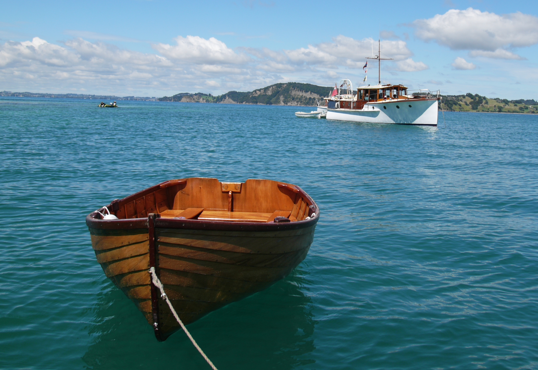 Big Boy Toys Boats : Big boys toys waitematawoodys for classic wooden