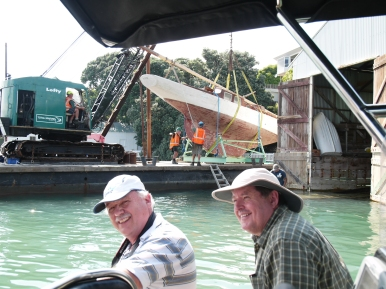 Don & Charles Webster