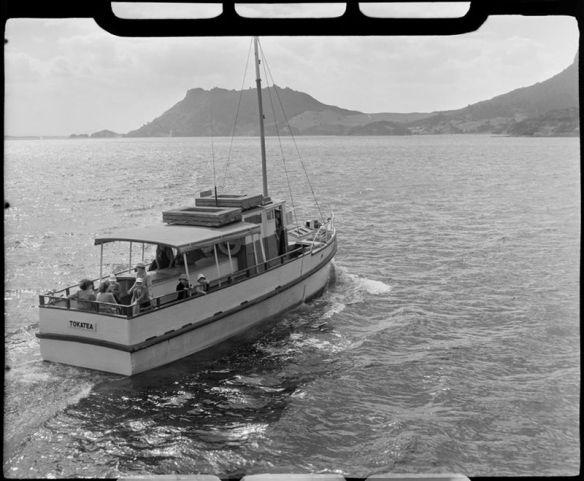 Tokatea Whangarei 1952