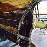Electro-Chemical Damage In Wooden Boats Update