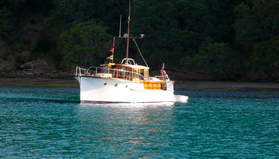 Tasman @ Sullivans Bay