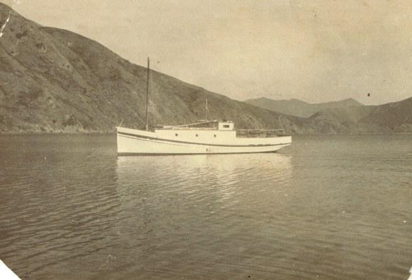 Wainui 1955 Smiths Bay Clay Point 30 10 2015