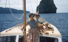 Sail Rock 1959