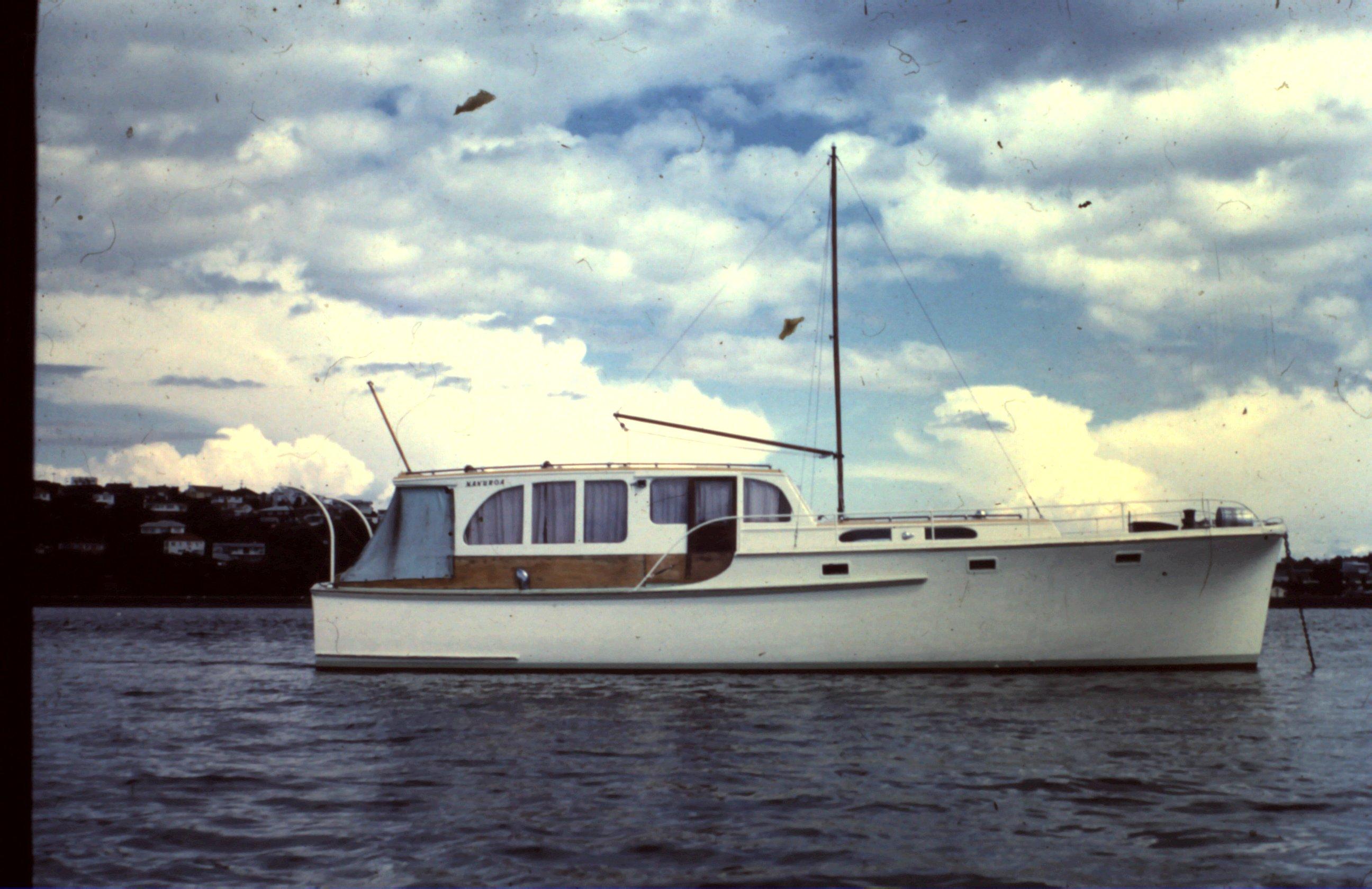 MANUROA WHAKATAKATAKA BAY c1963