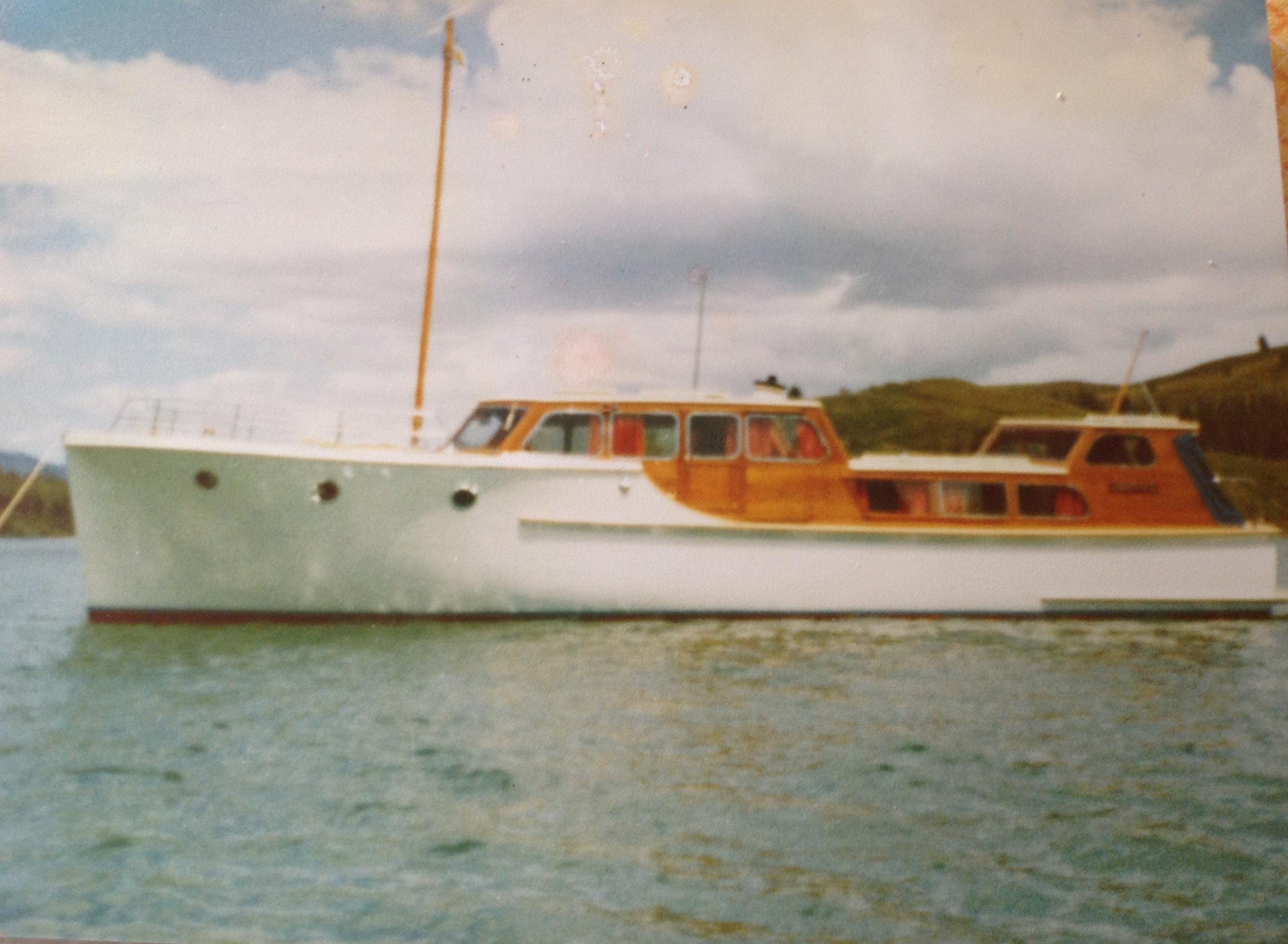 SOBRINE c1989 ex Carol Stewart
