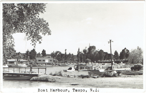 Boat Harbour Taupo