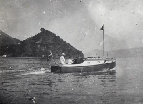 Minx - Wattle Bay 1913