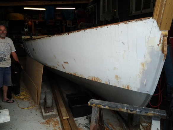 Des Townson | waitematawoodys com #1 for classic wooden boat