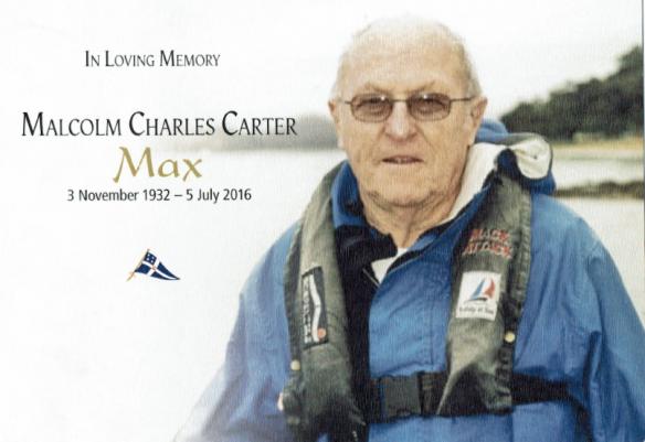 MC Carter RIP