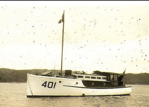 ROTOMAHANA - WWII - 1