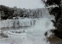Kiakoa - Haurura Falls, Waitangi