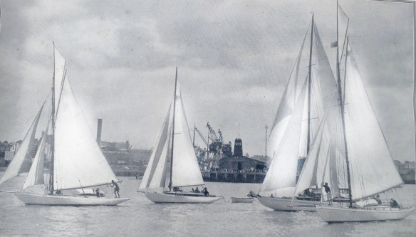 4 classic yachts #