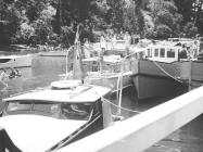 lady-sandra-mansion-house-wharf-c1949-next-to-nancibel-korora